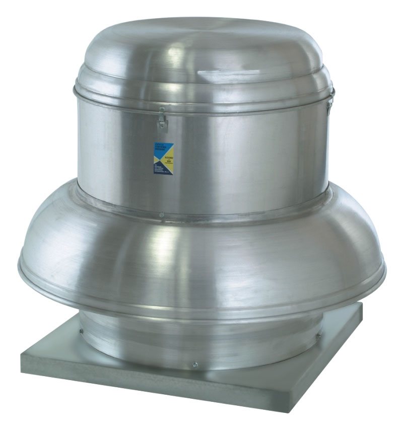 Ventilation Direct::Centrifugal Downblast Exhaust Fan