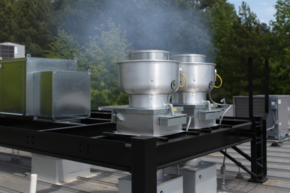Ventilation Direct Restaurant Kitchen Exhaust Fan