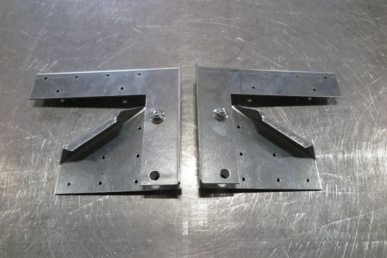 Picture of Heavy Duty Hinge Kit