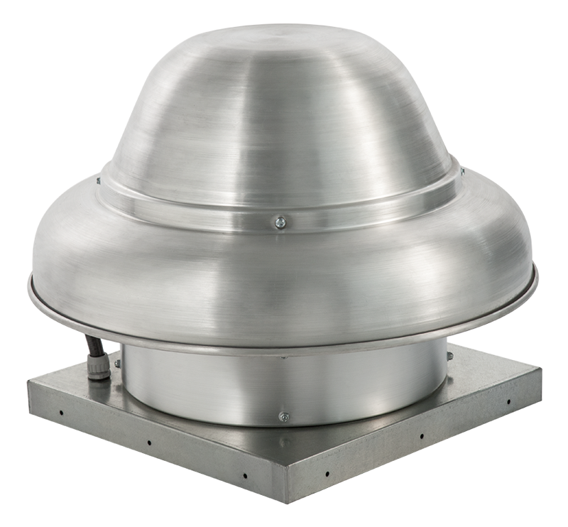 Picture of Direct Drive Downblast Exhaust Fan - 1100 CFM