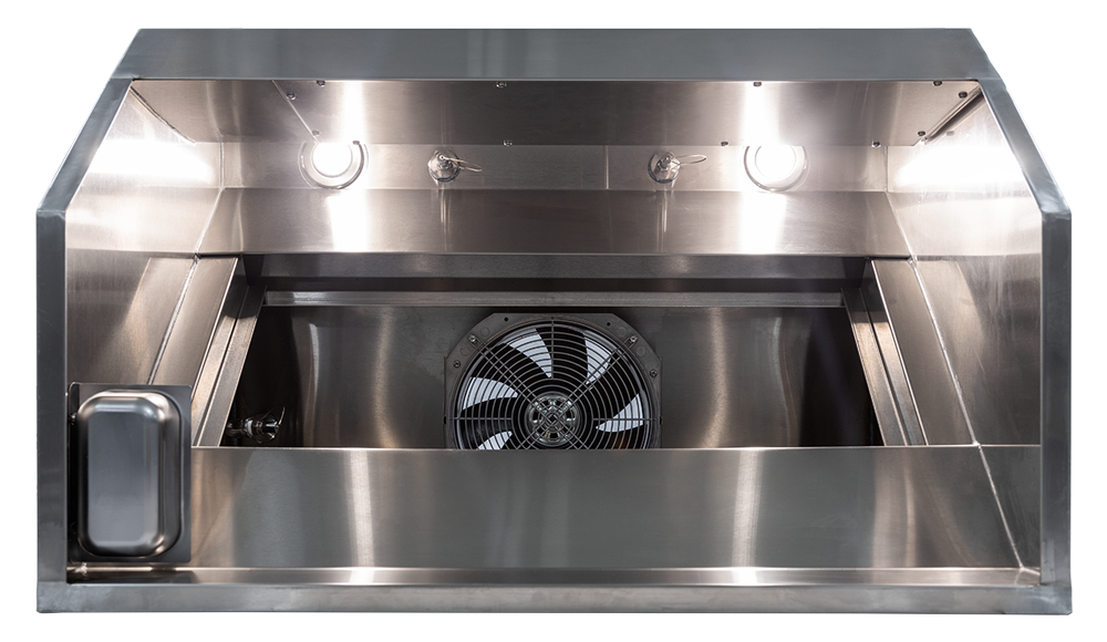 Picture of Residential Exhaust Hood - 36