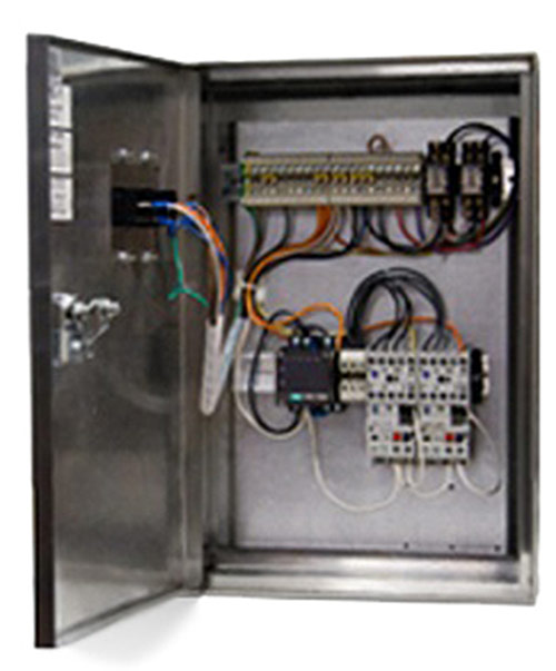 Picture of Electrical Control Panel System, Two Fans