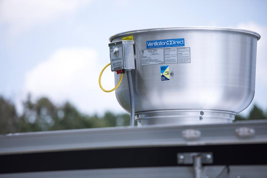 Picture of Premium Efficiency Food Truck Exhaust Fans